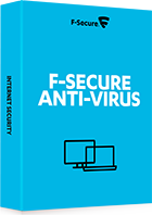 F-Secure Antivirus - renouvellement licence