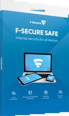 F Secure Safe 1 utilisateur 6 mois