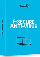 F-Secure Antivirus - renouvellement licence