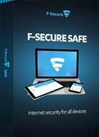 F-Secure SAFE - renouvellement licence